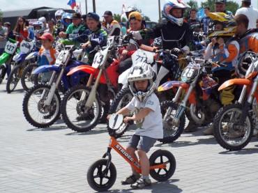 Фестиваль ДОСААФ в Волжском