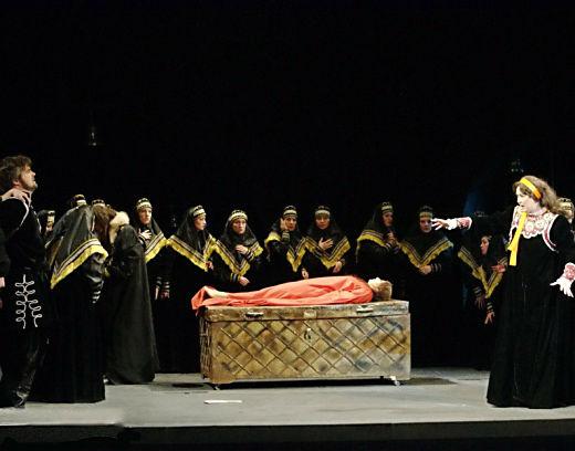 Репертуар «Царицынской оперы» на январь