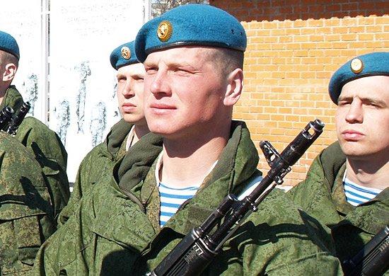 Волжан приглашают  на военную службу по контракту